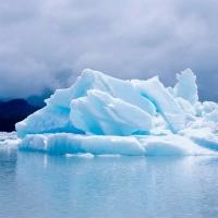 ICEBERG, ALSEK LAKE
