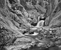 Clear Creek Waterfall