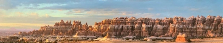 Chessler Park, Canyonlands, Utah