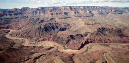 Colorado River fr. Comanche Point, Grand Canyon